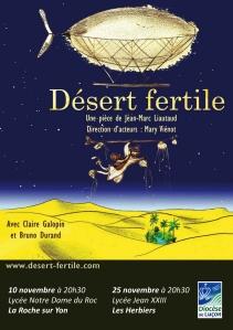Désert fertile 3 - Novembre 2015